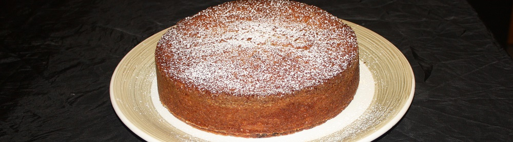 Torta morbida alla polpa di arance e cioccolato