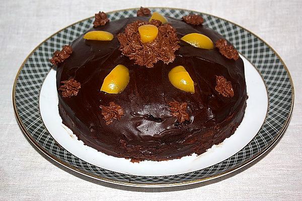 Torta muffin al cioccolato