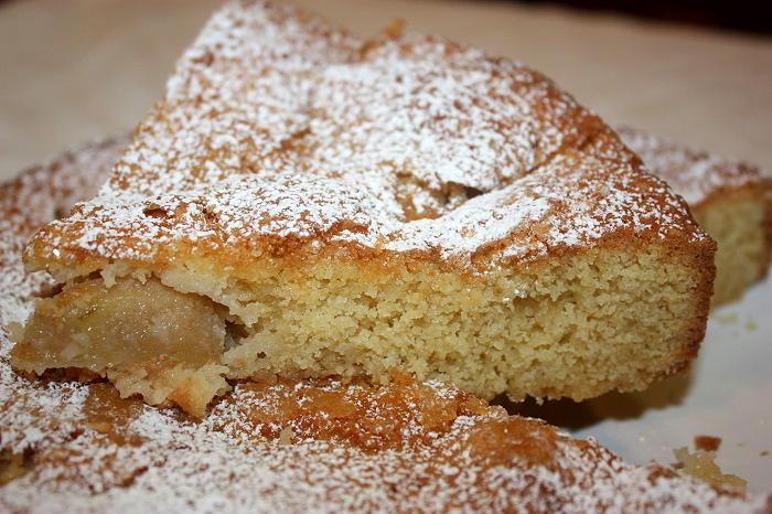 Torta Braito alle mele