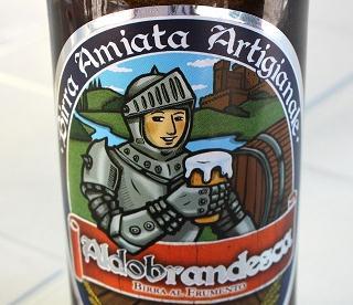Aldobrandesca –Birra Amiata srl. – Arcidosso(GR).