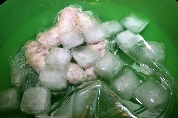 Salsiccia grossa con cottura CBT