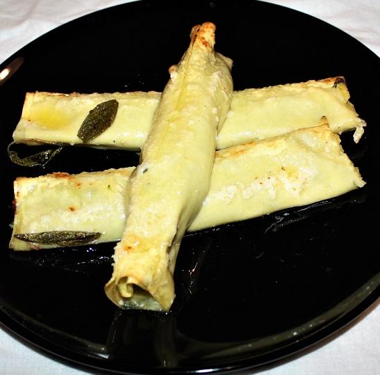 Cannelloni di magro