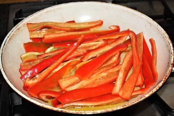 peperoni cornetto fritti