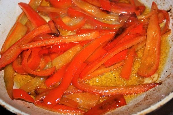 peperoni cornetto fritti aceto