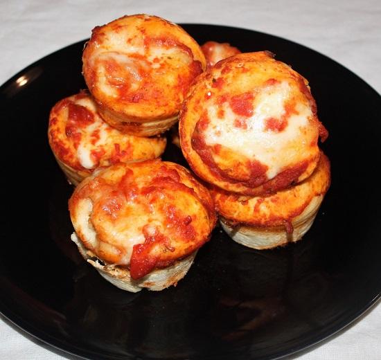 muffin gusto pizza
