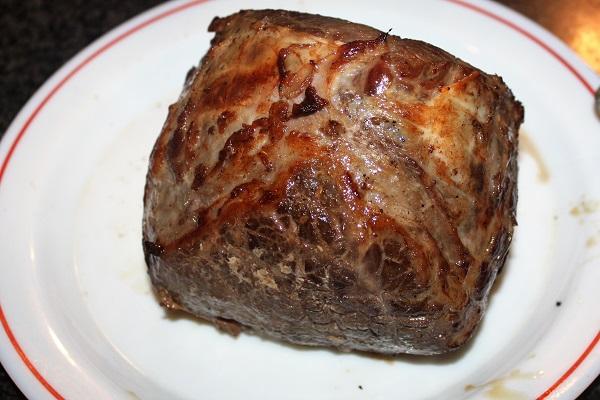 roast beef di girello in cbt