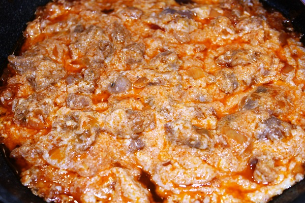 Orecchiette ricotta e salsiccia